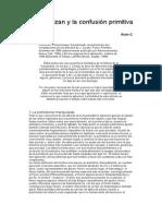 BLH - C., Alain - John Zerzan y La Confusión Primitiva - BLH