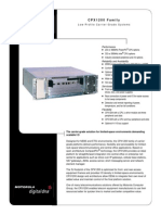 Motorola Cpx1204sk10 Datasheet