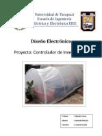 Informe Diseño Electronico