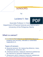 Lecture on Sensors