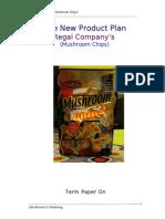 25039676 Business Plan of Mashrum Chip