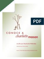 Conoce a Charlotte Mason