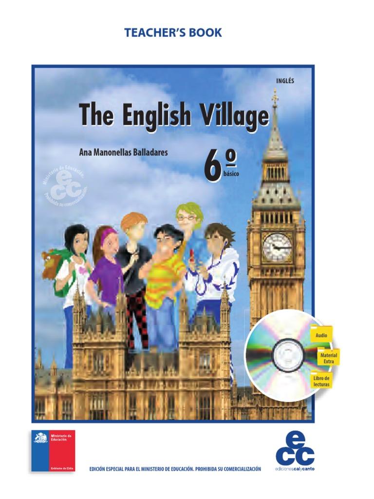 Ingles 6° Basico docente