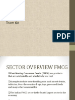FMCG - An outline with Indian perspective