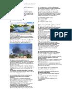 Evaluacion Contaminacion Del Agua y Aire