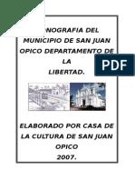 Monografia de Opico