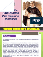 Habilidades Cognitivas Taller Guatemala Enero