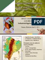 Revolución Del Cacao CCN-51 en Ecuador 2011 Marzo