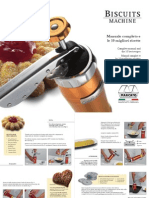 02BICLR Manuale Marcato Biscuits