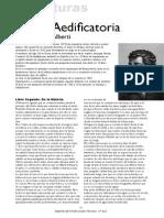De Re Aedificatoria - Libro Segundo - Leon Battista Alberti