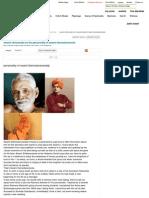 Swami Atmananda on the Personality of Swami Damodarananda _ God and I Blog on Speakingtree