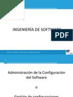 Administración de La Configuración Del Software