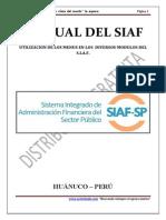Manual Del SIAF