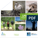 LPO - Rapport d'activité 2013