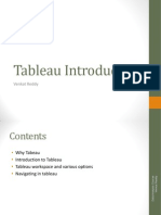 1-Introduction and Overview Tableau