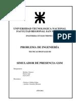 Simulador de Presencia GSM