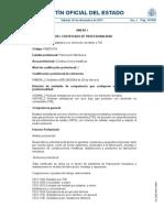 Certificat Soldadura Nivell 2