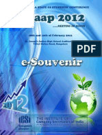 Milaap ESouvenir 2012
