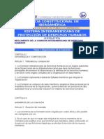 Reglamento Comision Interamericana Ddhh[1]