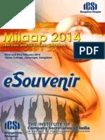 Milaap 2014 - e Souvenir