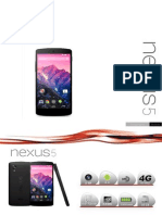 Fiche Produit Nexus 5