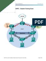 ScaN Skills Assess - OSPF - Student Trng - Exam.pdf