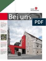 Stadt Regensburg - Bei uns 4/2014