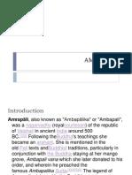 Amrapali