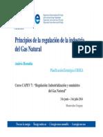 Curso Gas Olade Regulación Vf