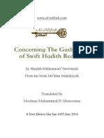 The recent 'Maqra-ah'/Hadith Majlis trend