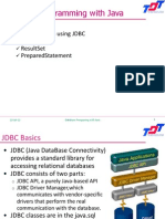 Slides DBAccess