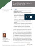 Higher interest rate for real estate.pdf