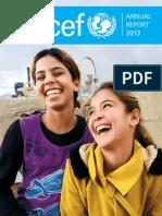 UNICEF Annual Report 2013 Web 2 June 2014