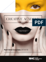 Creative Short Courses and Master Classes