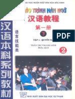 Giao trinh Han Ngu 2 - Hanyu Jiaocheng 2