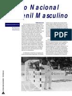 Equipo Juvenil Masculino-Concentraciones Temporada 2001-02