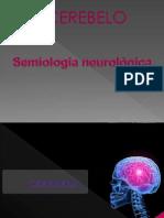 cerebelo semiologia
