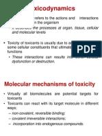 Toxic o Dynamics
