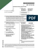 European Patent Specification