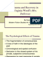 Dalloway_Trauma and Recovery