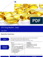 Market Research Report :Otc drug market in india 2014 - Sample