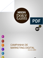 Dolce Gusto - Digital Strategy