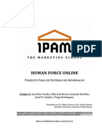 HFO - Human Force Online