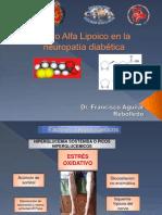 Acido Alfa Lipoico en La Neuropatía Diabética_NEW VERSION