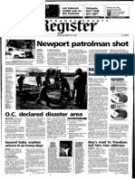 OC Register March 13, 1995 - 1 of 3