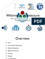 Ryan Lane - Wikimedia Architecture