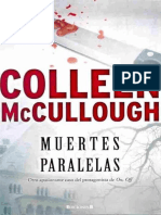 (Delmonico 02) Muertes Paralelas - Colleen Mccullough