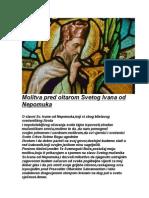 Svetog Ivana Od Nepomuka