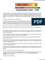 The Stubblefield Papers