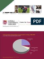 Loyola CEL Annual Report 2009